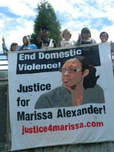 Marissa Alexander Sign 2