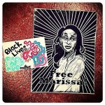 Limited edition Free Marissa stickers on sale at the Free Marissa Alexander Store. All proceeds go to the Marissa Alexander Legal Defense Fund.