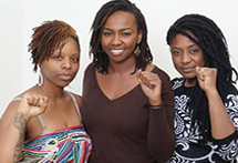 #Blacklivesmatter Creators: Patrisse Cullors, Opal Tometti, Alicia Garza