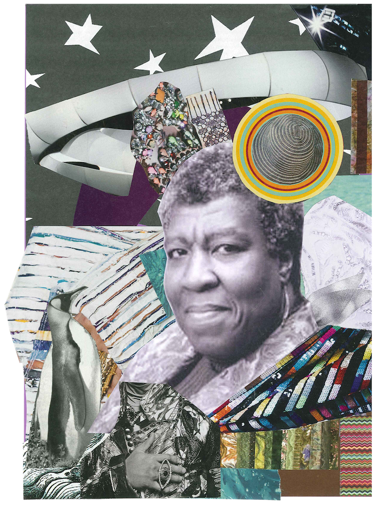 an analysis of the community in octavia butlers parable of the sower Parable of the sower is about a dystopian us in the mid to late 21 century chapter analysis of parable of the sower octavia butler books note.