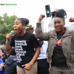 Ferguson October: Alexis Templeton & Ashley Yates