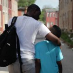 Jordan Flaherty, still from Baltimore: A Moment to a Movement.
