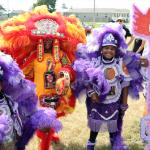 Katrina10_2ndLine_Mardi Gras Indians_Katina Parker