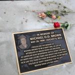Mike_Brown_Memorial_Sidewalk_Plaque_1D9A1824_1