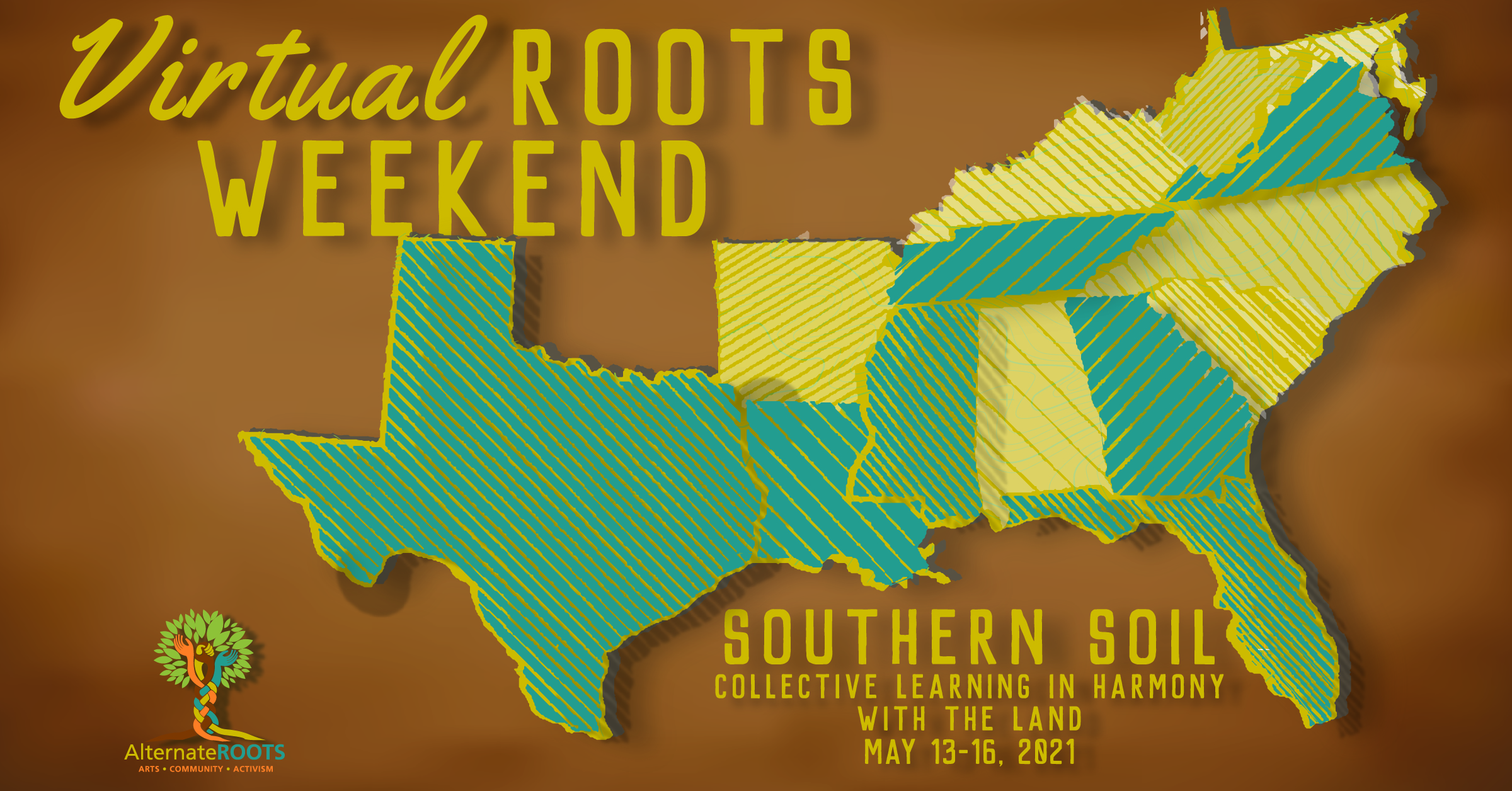 Register for Virtual ROOTS Weekend 2021